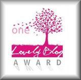 Awards & Appreciation- Blog of the Year2012